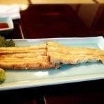 尾花 - 鰻の白焼き
