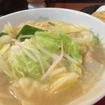 Kourien - 野菜たっぷり汁そばセット