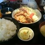 銭形 - 生姜焼き定食
