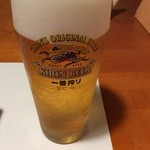 36412409 - 生ビールセットの生ビール