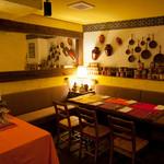ラ・コシーナ・ガブリエラ・メヒカーナ - 六本木の隠れ家バーでステーキとメキシコ料理!