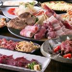 肴喰楽 - 料理写真:食べ放題☆
