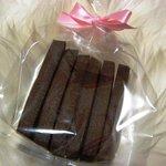 欧風菓子 カマンベール - チョコレートのクッキー