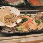 大番寿司 - 貝盛り