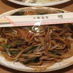 中華料理 濱勝 - 料理写真:坦々焼きそば