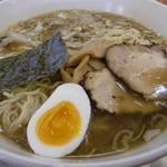 川越大勝軒 - ワンタン麺 通常(950円)