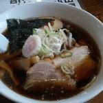 こきん太 - 特製中華そば(中太麺)