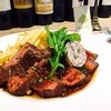 "Grand Arbre - 料理写真:""牛ハラミのステーキ"
