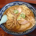 大来軒 - ワンタン麺