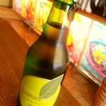 ガリシア州のりんごから造られた発泡酒。