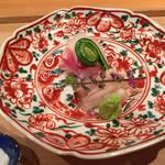 壽山 - 鯛と本ミル。器がすてきー