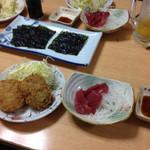 居酒屋おばちゃん - 料理写真:お通し