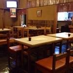 筑波やぶそば - 昔ながらの街のお蕎麦屋さん