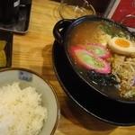麺神 - 料理写真:野菜あんかけラーメン