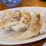 葱一 - 餃子(セットの物)