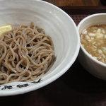 朝打ちうどん 大鶴製麺処 - 風味麺+こいつけ  750円