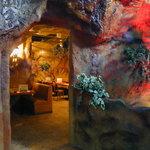 アップル - 洞窟の部屋
