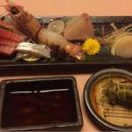 御宿さか屋 - 料理写真: