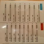 36441428 - 【2015.3.31(火)】メニュー①