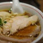 麺尊RAGE - ささ身のチャーシュー