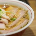 麺尊RAGE - 特製軍鶏そばのチャーシュー