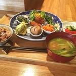 シロクマ食堂 - ベジプレート