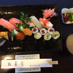 松寿司 - 料理写真:特上 2500円