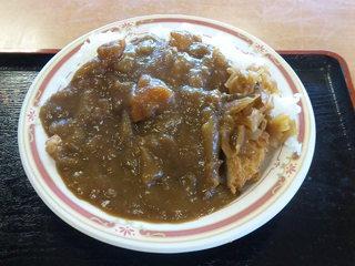 大衆食堂 半田屋 盛岡上堂店 - カツカレー(大盛)