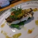 36445866 - コースの魚料理