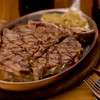 Zagadenorientaruoosaka - 料理写真:US産T-BONE STEAK 800g〜