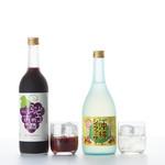 鳥貴族 - 果実酒(シークァーサー、ぶどう)