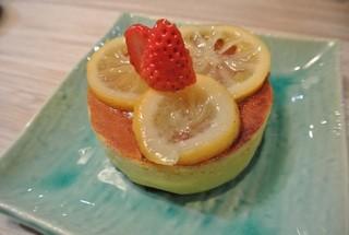 雪ノ下 池袋 - 愛媛県産レモンのパンケーキ