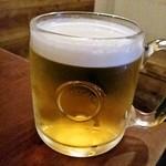 チャコールグリルキョンキョン - ビールはハートランド