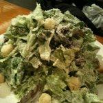 キッチン・イシガキ - 絶対はずせないパルメザンチーズのサラダ892円