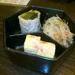 海鮮茶屋魚吉 - お通し