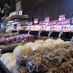 長寿庵 - 他にも美味しいおまんじゅうや和菓子を揃えています!