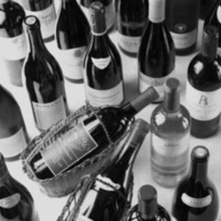 ワインは全13種グラス売り