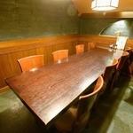 土風炉 - 10名様までのテーブル個室