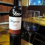バル ビスカ - 赤ワイン