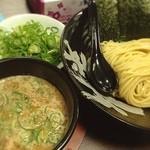 維新 - 温泉つけ麺☆鶏トンつけ麺☆麺が劇的にウマウマ☆