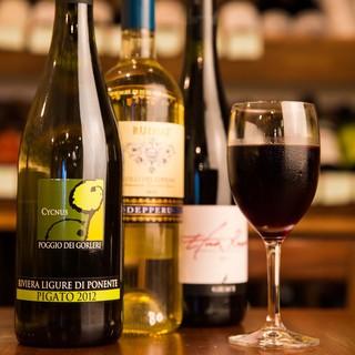 2800円均一の美味しいワインが70種