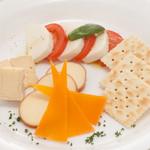 点 - チーズの盛合せ