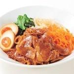 石庫門 - <伝統の味> 【熟成】魯肉飯[スープ付き]