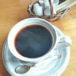 街の洋食屋 ラパン - セットのコーヒー 2015/03
