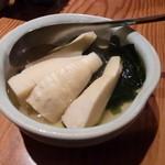 とぶさかな - 若竹煮