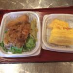 百 - 惣菜は100円。