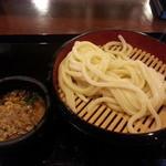 丸亀製麺 - ざるうどん(並)