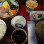 """魚誠 - 料理写真:""""あんこうランチセット¥2,160"""