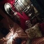 モロッコ料理カサブランカ - アラビアンな内装