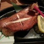 はせ川 - 赤魚の焼き魚